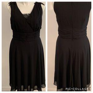 Size 14 Black Dress (Prom, Graduation,Event)